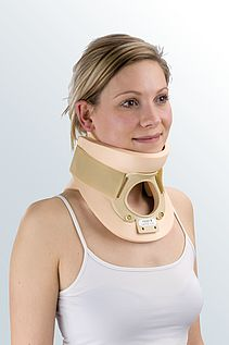 Protect.Collar Tracheo cervical collar for immobilisation