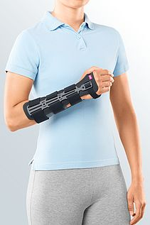 Manumed RFX wrist and forearm supports